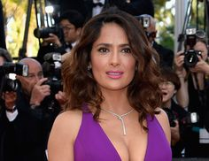 Salma Hayek y otros latinos que dominan Hollywood