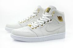 "Air Jordan 1 ""Pinnacle"" White Release - Thumbs Up"