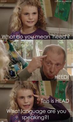 Outnumbered - I Imagine this is what I was like as a child..