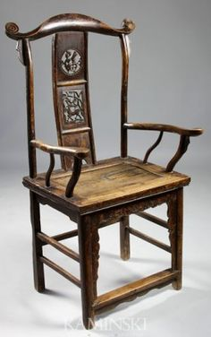 19th c. Herter Brothers Chair