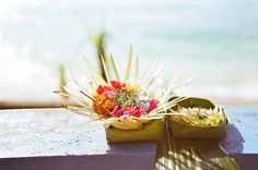 Post image for Bali Flower Offerings