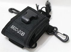 Msc-20B Multi Function Radio Case Pouch Holster for Motorola Kenwood Puxing * You can find out more details at the link of the image. (This is an Amazon Affiliate link and I receive a commission for the sales)