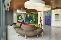 Seattle Children's Hospital by ZGF Architects, Seattle – US