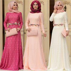 3 Elegant Evening Dresses - Shop Online