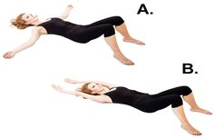 Shoulder Bursitis Exercises - Floor Slide