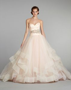 Lazaro Bridal Gowns Love Couture Bridal