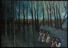 El bosque de almas - Alfonso Máquez Ceballos