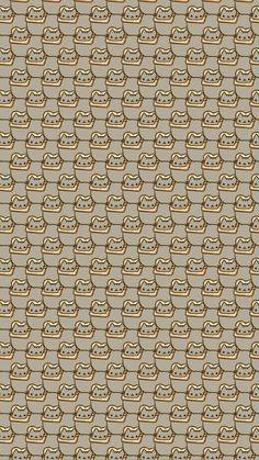 More wallpapers! Pusheen; bread