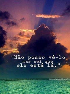 """""""E até aqui eu sei que Deus tem me ajudado. Sei que em meio às provações Ele me dá o sustento necessário para prosseguir. Nem sempre entendo o porquê de tantas lutas, mas Ele me conforta, Sua graça me basta e tenho a plena certeza que grande é a vitória que tem preparado para mim."""" (Thiago Da Silva)"""