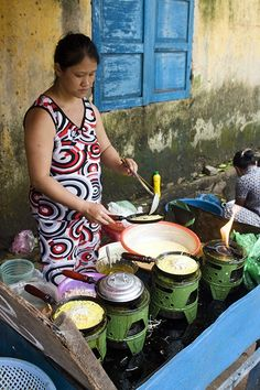 Vietnamese Street Food   - Explore the World with Travel Nerd Nici, one Country at a Time. http://TravelNerdNici.com