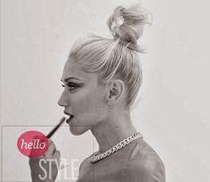 Streetstyle of Gwen Stefani