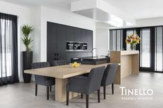 How To Incorporate Contemporary Style Kitchen Designs In Your Home