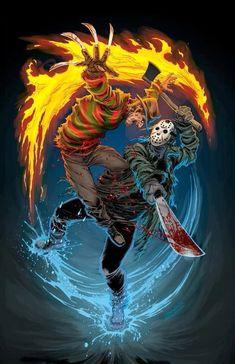 Jason vs. Freddy.........