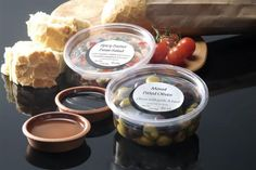 Perfect for Deli - Premium Round labels from Planglow.com