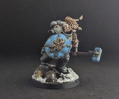 Chazzmos' Primaris Wolves - Sons of Heimdallr - Page 4 - + SPACE WOLVES + - The Bolter and Chainsword Warhammer 40k Space Wolves, Wolf Colors, Rian Johnson, Crow Skull, Warhammer Models, Warhammer 40k Miniatures, The Revenant, The Grim, Ragnar