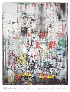 Eis 11 (Ice 2) by Gerhard Richter