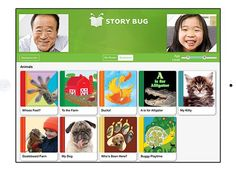 New app that lets you read stories together with children when you're not in the same room--or country