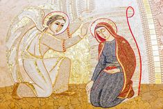 Annunciazione Santuario di san Giovanni Paolo II Cracovia - Polonia