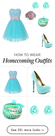 """Untitled #342"" by iza-lilith-blair on Polyvore featuring TaylorSays, Accessorize and Ruby Rocks"
