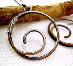 Hey, I found this really awesome Etsy listing at https://www.etsy.com/listing/123539872/wire-wrapped-jewelry-handmade-copper