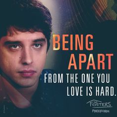 """S3 Ep12 """"Mixed Messages"""" - Brandon knows all too well. #TheFosters"""