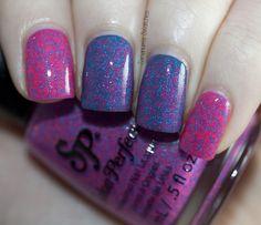 Salon Perfect Shocked by Samarium's Swatches, via Flickr