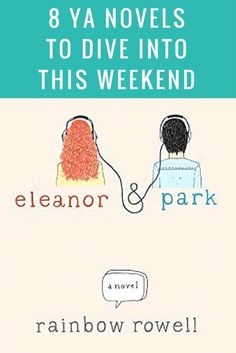 8 YA Books to Curl Up with This Weekend :: Because I just can't get enough YA books lately. Hope you'll share your favorites in the comments of this article!