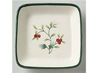 Pfaltzgraff Set of 4 Winterberry Tidbit Plates. Winterberry is the holiday classic that brings this timeless motif to life in elegantly sculpted dinnerware and serveware, beautiful glassware and joyous giftware. Perfect for bits of cheese and crackers, canapes, and other appeitzing finger foods.. Price: $24.95