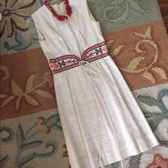 Spotted while shopping on Poshmark: Vintage dress! #poshmark #fashion #shopping #style #Vintage #Dresses & Skirts