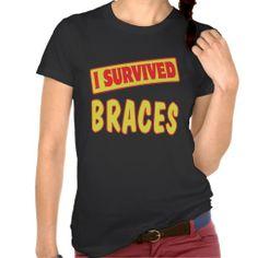 braces t-shirt