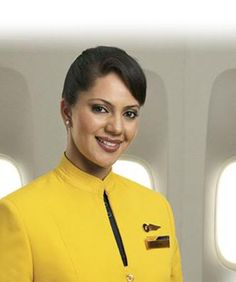 Air Hostesses - Page 98 Jet Airways, Airline Cabin Crew, Airline Uniforms, Airport Lounge, Military Dresses, Fun Mail, Intelligent Women, Summer Jobs, Flight Attendant