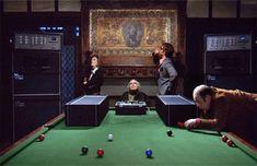 Twenty-Five Wonderful Stanley Kubrick Cinemagraph GIFs