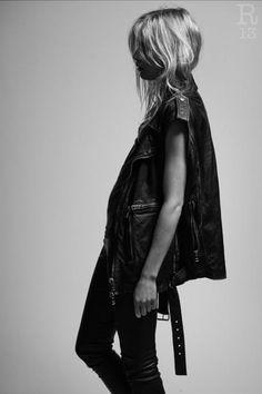 R13 l S/S 2013 WOMEN R13denim.com #R13 #SS2013 #womenswear