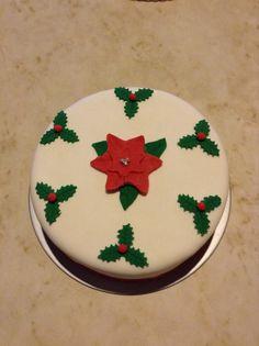 Christmas cake 2013