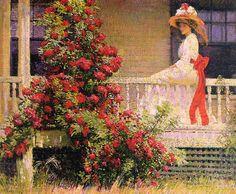 Хейл, Филипп Лесли (American, 1865-1931) 1. Американские художники