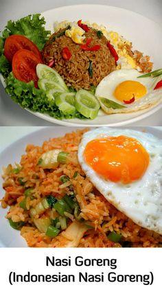 resep membuat nasi goreng - indonesian nasi goreng, resep membuat nasi goreng