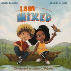 I Am Mixed is an invaluable teaching tool that all children of all races can learn from - Halle Berry