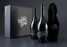 The Velvet Glove Shiraz from Mollydooker, Australia