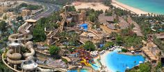 Trying to beat the heat in Dubai? You should definitely check out some of the amazing water parks present here. Read More #GoldenSandsBlog #Dubaiwaterparks