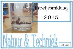 proefjesmiddag 2015 - juf Inger Mad Science, Science Experiments, Professor, Stem For Kids, School Hacks, Primary School, Physics, Wine Glass, Robot