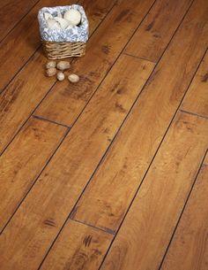 Sherlock Rochester Teak Laminate flooring from £8.49m²