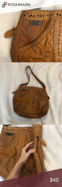 Spotted while shopping on Poshmark  Handmade Leather Tote Bag!  poshmark   fashion   4923f05c4b