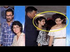 "Spotted ! Aamir Khan with ""Dangal"" daughters Geeta & Babita at Olive Bar & Kitchen Restaurant.    SEE FULL VIDEO >> https://youtu.be/2j7Cc9UWU3s  #aamirkhan #dangal #bollywood #bollywoodnews #bollywoodgossips #bollywoodnewsvilla"