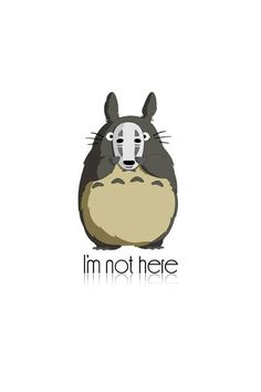 I'm not here.