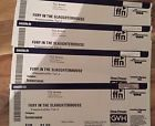 #Ticket  Tickets FURY IN THE SLAUGHTERHOUSE HANNOVER STEHPLÄTZE INNENRAUM SAMSTAG #Ostereich