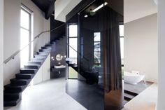 Water tower dream home in Belgium
