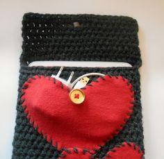10 inch tablet case Hearth pocket samsung tablet by RiusaeCrea