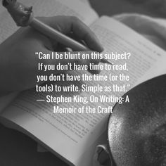 5 Quotes For the Aspiring Writer From Stephen King - Unbound Worlds