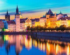 48 ώρες στη Πράγα