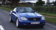 1997 Mercedes-Benz SLK230 Kompressor